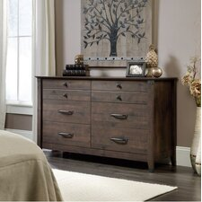 Carson Forge 6 Drawer Dresser