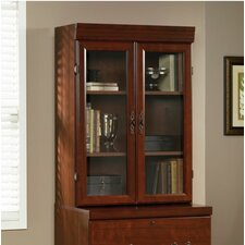 "Heritage Hill 41"" H x 30.07"" W Desk Hutch"