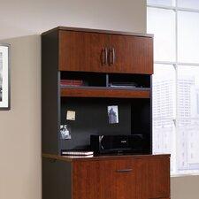 "Via 39"" H x 34.1"" W Desk Hutch"