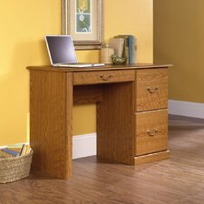"Orchard Hills Open 43.47"" W Computer Desk with Storage"