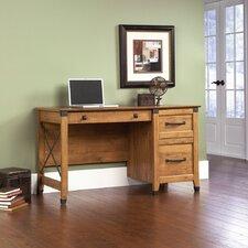 Registry Row 3 Drawer Computer Desk