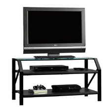 Beginnings TV Stand in Black
