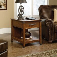 Carson Forge End Table