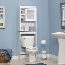 "Caraway 23.25"" x 68.13"" Over the Toilet Cabinet"