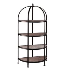"Verta 61.25"" Standard Bookcase"