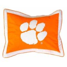 NCAA Clemson Pillow Sham