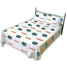 NCAA Florida Gators Sheet Set