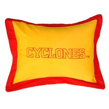 NCAA Iowa State Pillow Sham