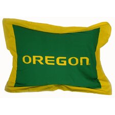 NCAA Oregon Pillow Sham