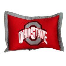 NCAA Ohio State Pillow Sham