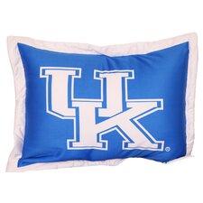NCAA Kentucky Pillow Sham