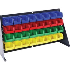 Bench Racks with Bins (Complete Package)