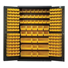"78"" H x 48"" W x 24"" D Welded Storage Cabinet"