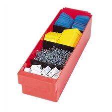Super Tuff Euro Drawer Divider for QED501/604 (Pack of 4)