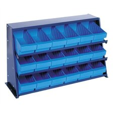 Bench Pick Rack Storage Systems with Euro Bins