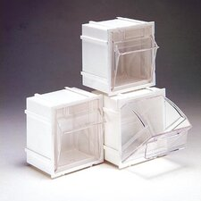 "Mini Individual Tip Out Bins (6"" H) (Set of 5)"