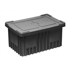 Conductive Dividable Grid Storage Container Large Snap Covers (Set of 9)