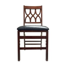Cathedral Folding Chair (Set of 2)