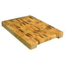 "Contemporary 12"" x 16.4"" End Grain Chopping Block"