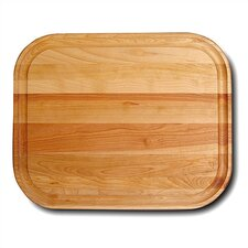 "20"" Reversible Plain Barbeque Board"