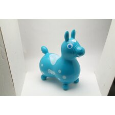 Rody Horse in Teal