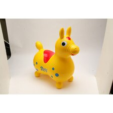 Rody Horse in Yellow