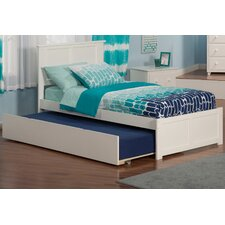 Urban Lifestyle Madison Panel Bed with Twin Trundle