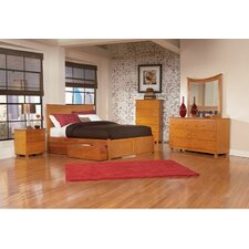 Miami Platform Bed Underbed Storage Drawer