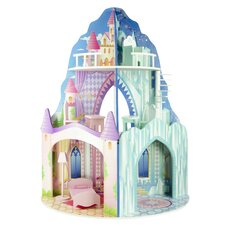 Dual Theme Dollhouse - Ice Mansion & Dream Castle