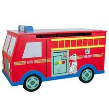 Wings & Wheels Toy Box