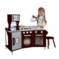 My Little Chef Deluxe Faux-Granite Kitchen