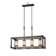Dunning 4 Light Kitchen Island Pendant