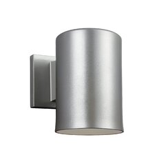 Outdoor Bullets 1 Light Sconce