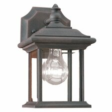 William 1 Light Wall Lantern