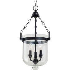 Graham 3 Light Indoor Pendant