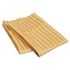 400 Thread Count Egyptian Cotton Stripe Pillowcase (Set of 2)