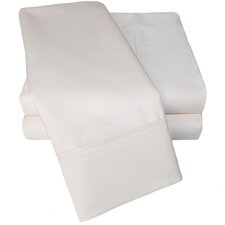 Cotton Rich 1000 TC Solid Sheet Set