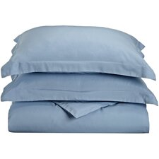 Vanessa Solid Duvet Cover Collection