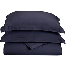 Wrinkle Resistant Heritage Solid Duvet Cover Collection