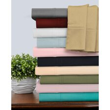 400 Thread Count Egyptian Cotton Solid Sheet Set