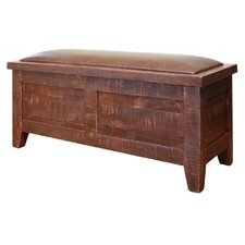 Montecarlo Wood Bedroom Bench