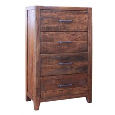 Montecarlo 4 Drawer Lingerie Chest
