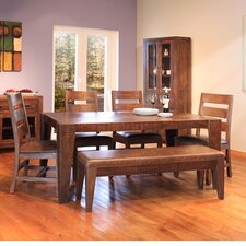 Montecarlo 6 Piece Dining Set
