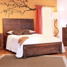 Montecarlo Sleigh Bed