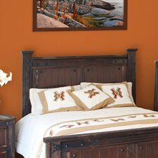 Cordoba 1085 Wood and Metal Headboard