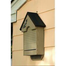 Wall-Mounted Bat House