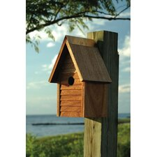 Starter Home Birdhouse