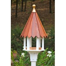 Cabana Cafe Gazebo Bird Feeder