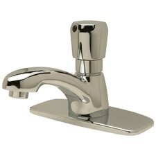 AquaSpec Single Basin Metering Faucet