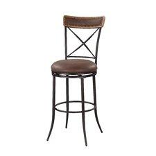 "30"" Swivel Bar Stool with Cushion"